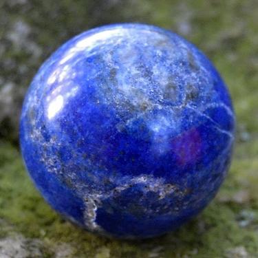 Koule Lapis lazuli 3 cm  - 2