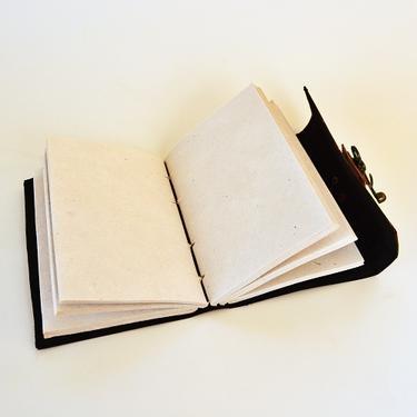 Magický deník - Pentagram, pravá kůže  - 2