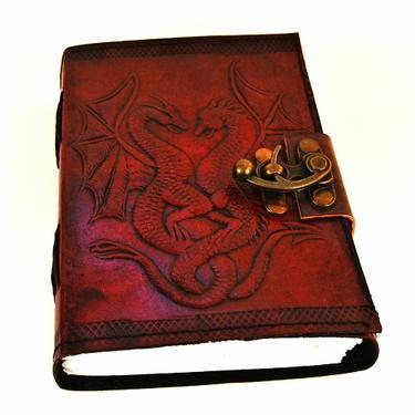 Magický deník fantasy - Dva draci, pravá kůže  - 2