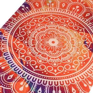 Podložka na jógu - Sunrise oranžová, 2,5 kg  - 2