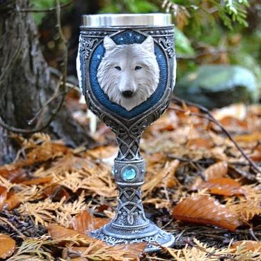 Fantasy pohár - Duch sněžného vlka  - 2