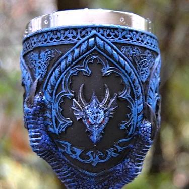 Fantasy pohár - Mořský drak  - 2