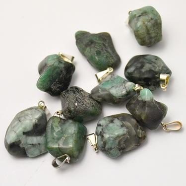 Přívěsek Smaragd  - 2