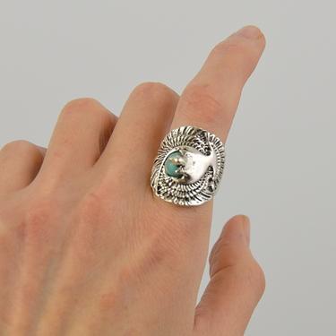 """Prsten """"Velký Duch"""" nerezová ocel  - 2"""
