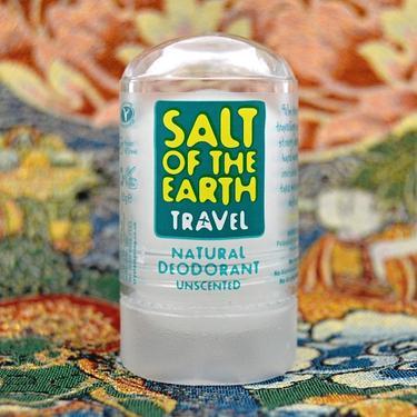 Salt of the Earth Tuhý deodorant z kamence 50 g  - 2