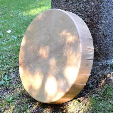 Šamanský buben z jelenice 42 cm  - 2