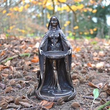 Socha exclusive mytology - Bohyně Danu - 22,5 cm  - 2