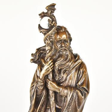 Socha exclusive mytology - Merlin - 28 cm  - 2