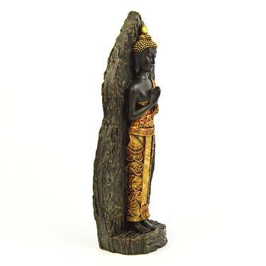 Soška Buddha Osvícený - 30 cm  - 2
