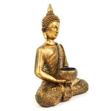 Svícen Buddha - velký  - 2