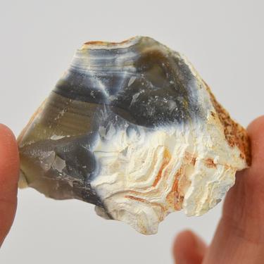 Chalcedon surový Brazílie XL  - 2
