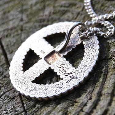 Talisman Léčivý kruh, stříbro Ag 925/1000  - 2