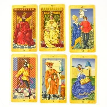 Medieval tarot  - 2