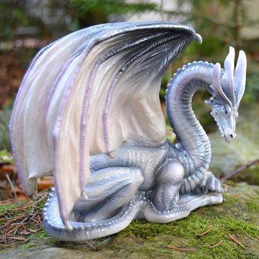 Socha fantasy exclusive - Velký horský drak  - 2