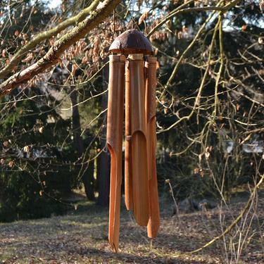 Zvonkohra bambus 50 cm  - 2