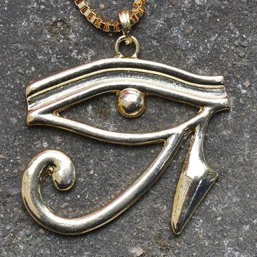 Faraonský náhrdelník - Zlaté Horovo Oko  - 3