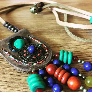 Šamanský náhrdelník IINII - Nagual  - 3