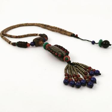 Šamanský náhrdelník IINII - Tawa  - 3