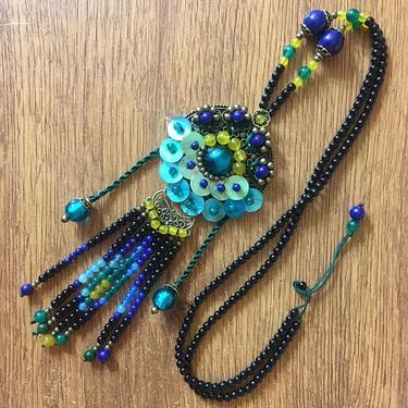 Šamanský náhrdelník IINII - Guari  - 3