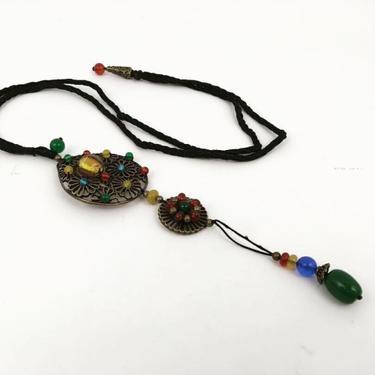 Šamanský náhrdelník IINII - Mau  - 3