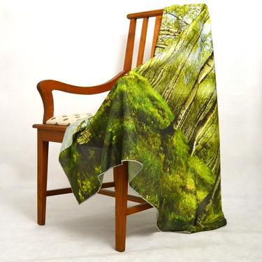 Šátek - přehoz Březový les  - 3