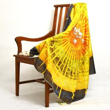 Šátek - přehoz K Slunci blíž  - 3