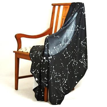 Šátek - přehoz Souhvězdí  - 3