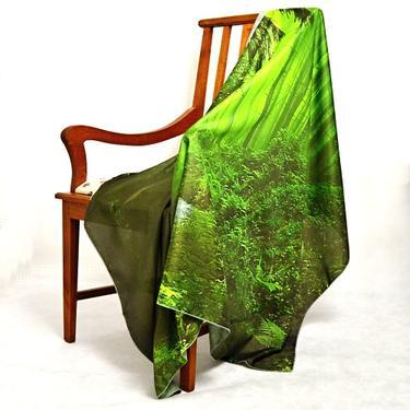 Šátek - přehoz V hlubinách lesa  - 3