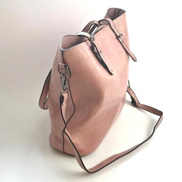 Kabelka IINII Glamour - Caravelle růžová  - 3