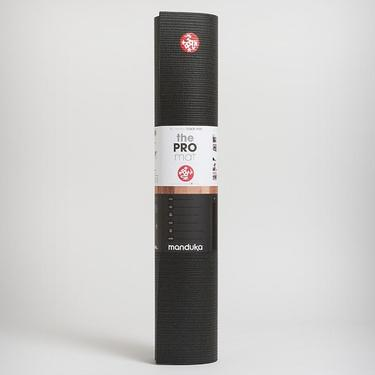 "Manduka podložka na jógu PRO 85"" 6 mm - Black  - 3"