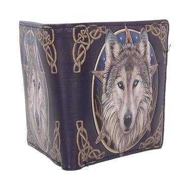 Peněženka fantasy kapesní - Vlk  - 3