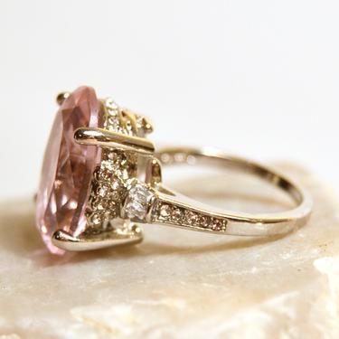 """Prsten """"Růžový sen"""" - velikost 58 / 59  - 3"""