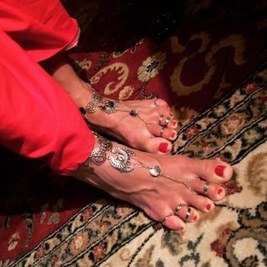 Prstýnky na nohu IINII - set 8 kusů  - 3