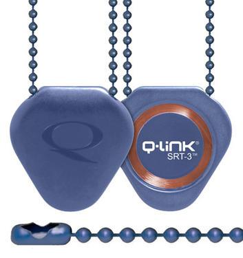 Řetízek Q-Link modrý  - 3