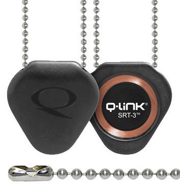 Řetízek Q-Link exlusive nerez - kuličky  - 3