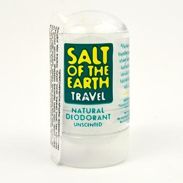 Salt of the Earth Tuhý deodorant z kamence 50 g  - 3