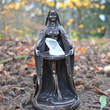 Socha exclusive mytology - Bohyně Danu - 22,5 cm  - 3