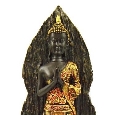 Soška Buddha Osvícený - 30 cm  - 3