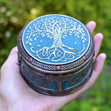 Šperkovnice exclusive fantasy - Strom Života  - 3