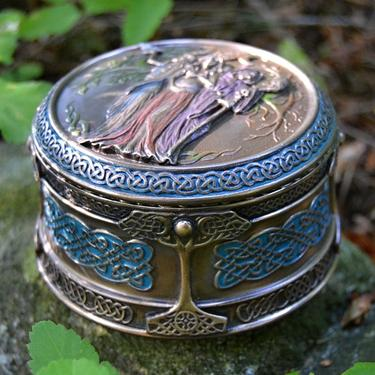 Šperkovnice exclusive fantasy - Trojná Bohyně  - 3