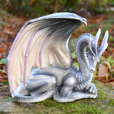 Socha fantasy exclusive - Velký horský drak  - 3