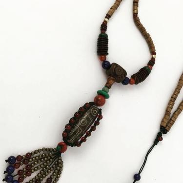 Šamanský náhrdelník IINII - Tawa  - 4