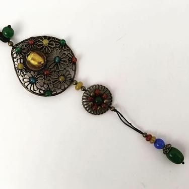 Šamanský náhrdelník IINII - Mau  - 4