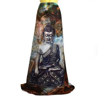 Šátek - přehoz Buddha Mandala  - 4