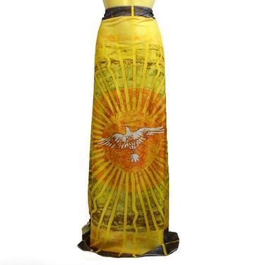 Šátek - přehoz K Slunci blíž  - 4