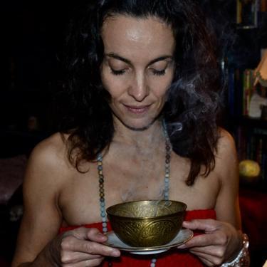 Šamanský náhrdelník IINII - Yake  - 4