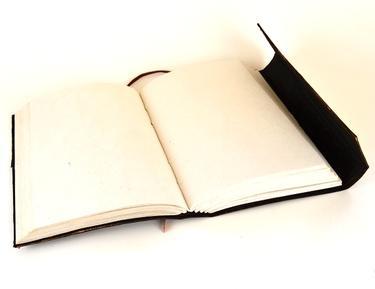 Magický deník velký - Strom Života, pravá kůže  - 4