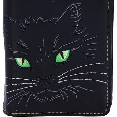 Peněženka fantasy L - Šťastná kočka  - 4