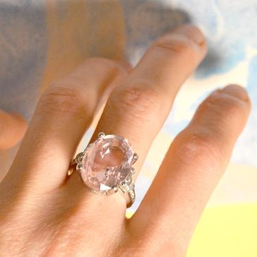 """Prsten """"Růžový sen"""" - velikost 58 / 59  - 4"""