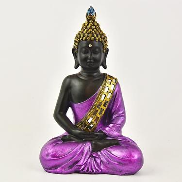 Buddha ve fialovém rouchu  - 4